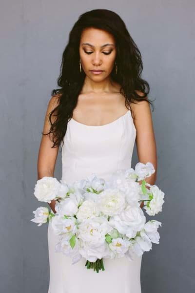 Picture of Audrey Bridal Bouquet (Hand-tied)