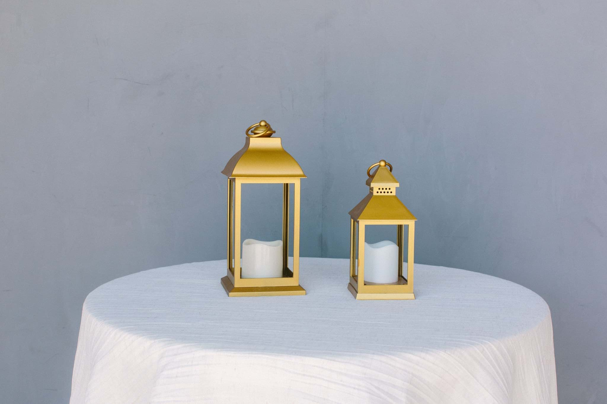 Picture of Gold Lantern Small