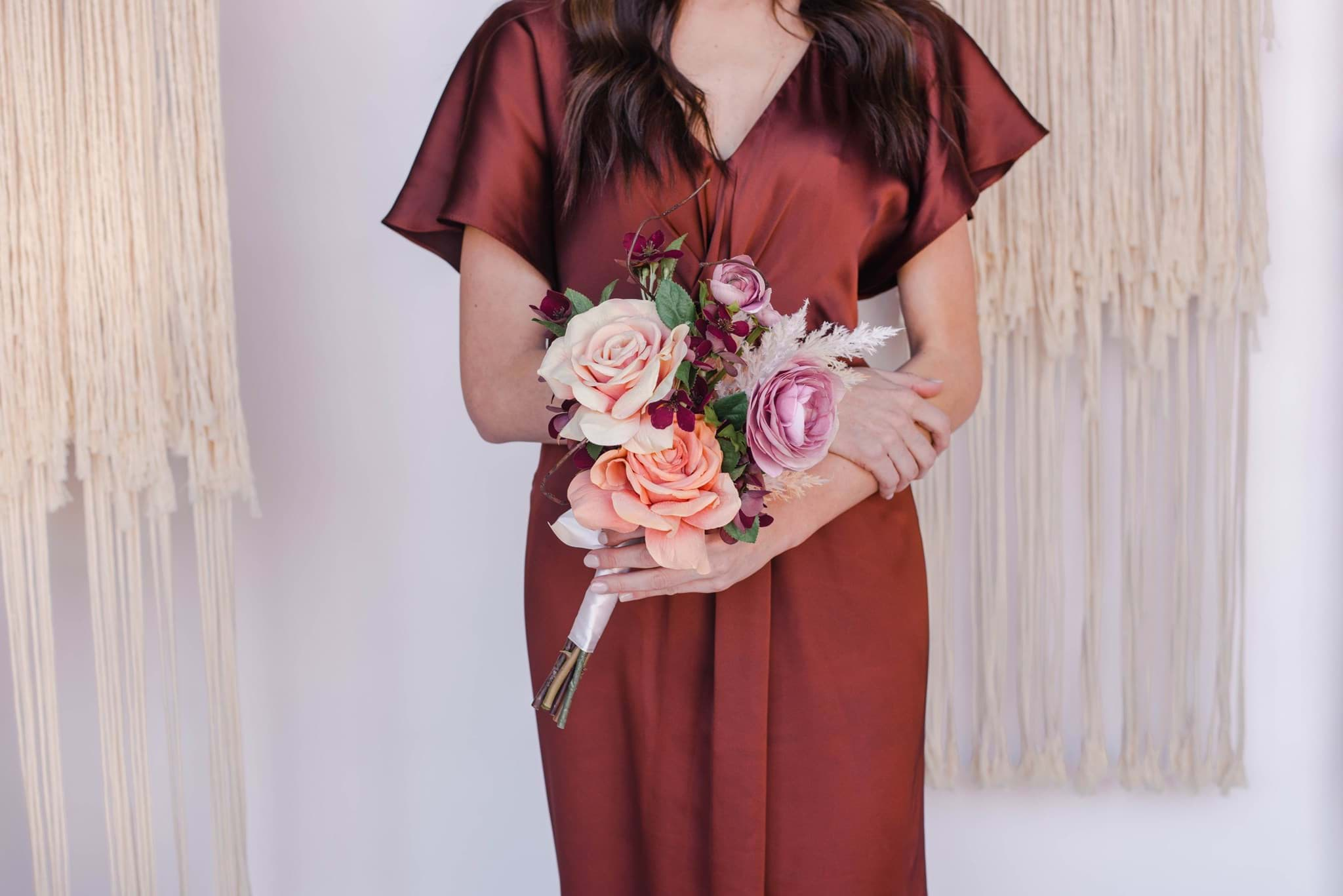 Picture of Nina Bridesmaid Bouquet