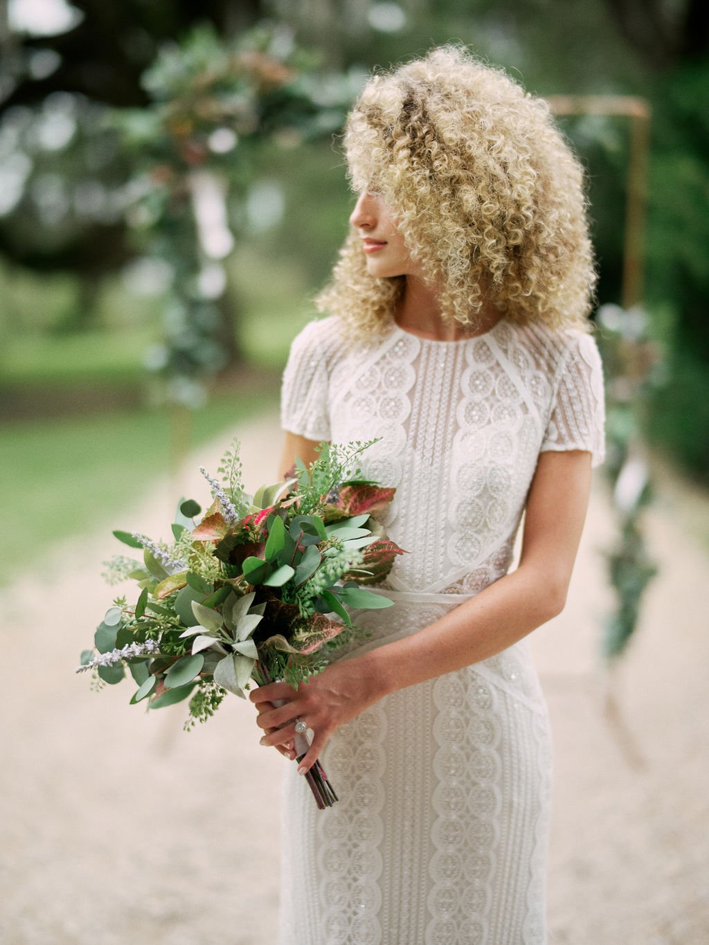Picture of Laurel Bridal Bouquet