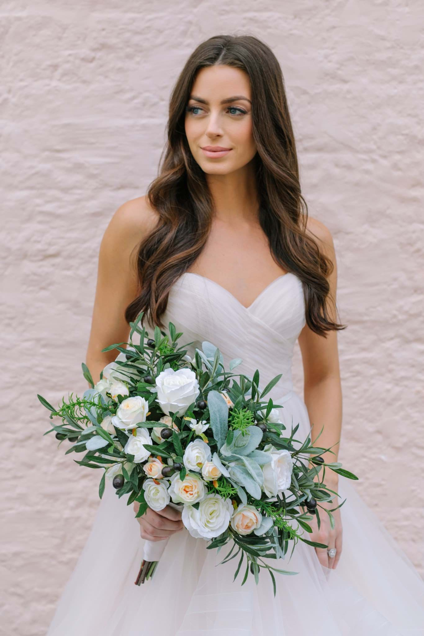 Picture of Olivia Bridal Bouquet